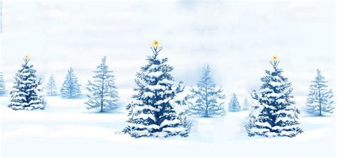 1043 snowy christmas tree hd picture wallpaper walops com