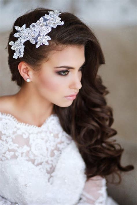 Wedding Hairstyles With Headpiece wedding accessories 20 charming bridal headpieces to match