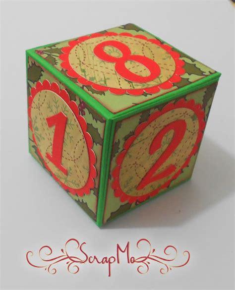 scrapandome con los recuerdos calendario navide 241 o