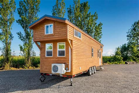 mint tiny homes custom loft edition by mint tiny homes tiny living