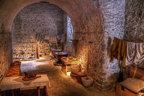 Floor Plan Of Kitchen kitchen in dover castle click on picture keith