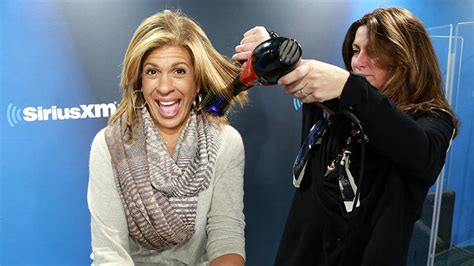 hoda kotb hair products at home beauty tips from hoda kotb s today show hair and