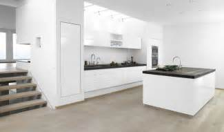 White Gloss Kitchen Designs by White Gloss Kitchen Design Pictures To Pin On Pinterest
