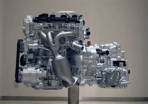2 5 nissan engine nissan supercharged hybrid driveline to supplant 3 5 liter