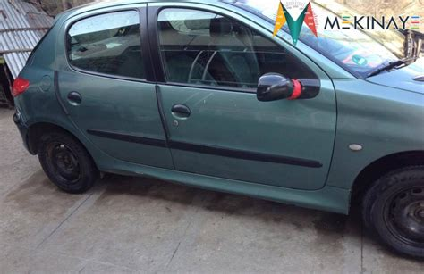 buy peugeot 206 peugeot 206 2001 187 mekinaye buy sell or rent cars in
