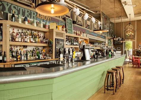 Oyster Shed Pub by Luxury Dining Rooms At The Oyster Shed