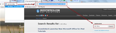 Turn Address Bar Search How To Turn Your Address Bar Into A Custom Search Engine