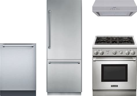thermador kitchen appliances thermador kitchen package with prg304gh gas range