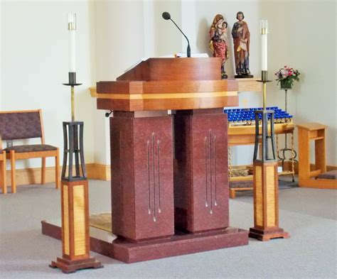 catholic church altar