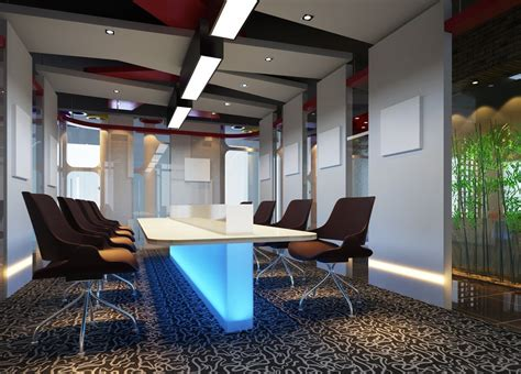 Office Room Design by Office Meeting Room Interior Design 3d House Free 3d