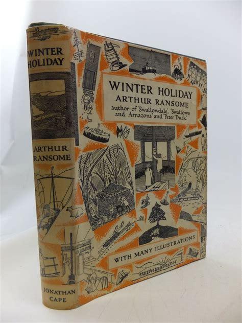 winter a novel seasonal quartet books winter written by ransome arthur stock code