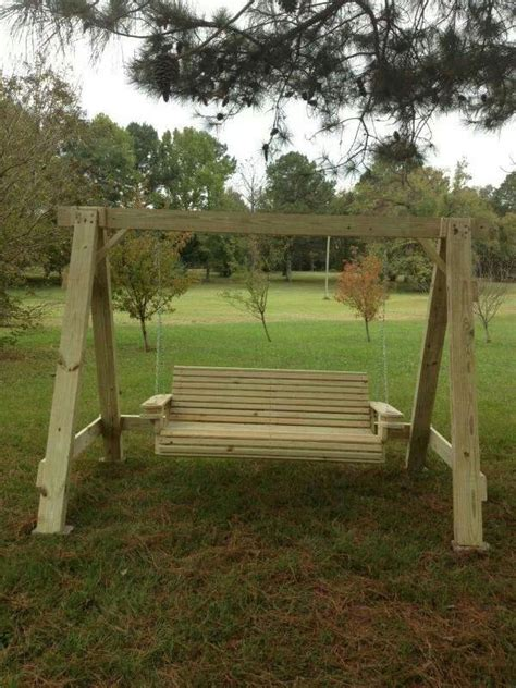 home made swing homemade swing garden outdoors pinterest