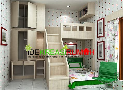 desain interior unik desain interior unik kamar tidur tingkat untuk anak ide