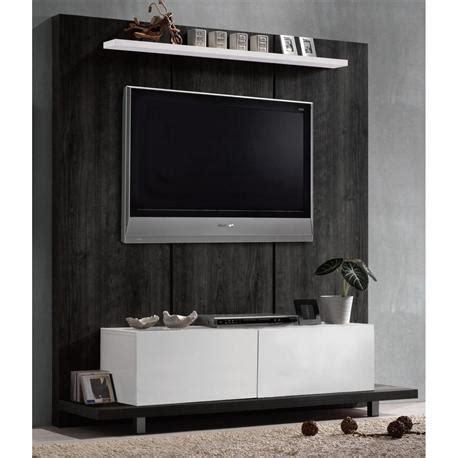 tv wall panel furniture panel tv wall black oak white