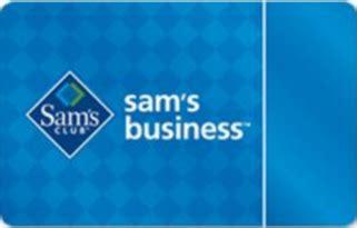 Sam S Club Business Credit Card
