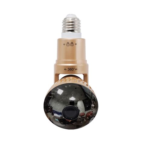 Online Buy Wholesale Light Bulb Camera From China Light