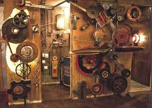 Steampunk Home Decor Gallery For Gt Steampunk Decorating Ideas