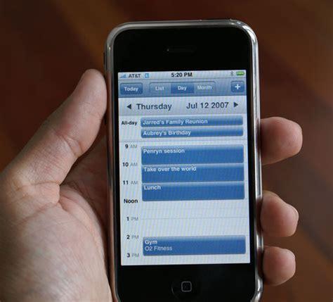Calendrier Outlook Sur Iphone Calendrier Sur Iphone Ical Les Bonnes Astuces Pour L