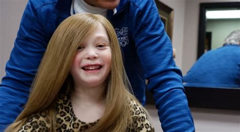 donate hair wigs for kids have you ever wondered what happens when you donate your