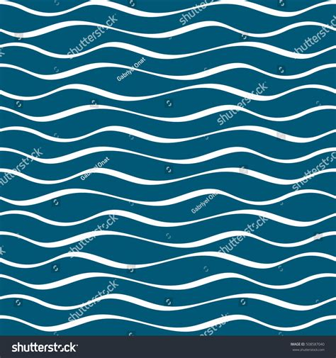 abstract pattern waves seamless abstract wave pattern stock vector 508587040