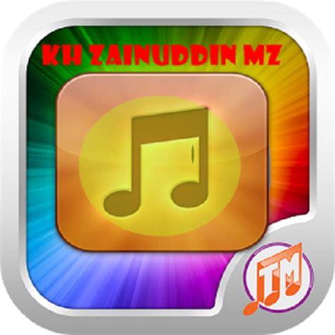 download mp3 ceramah zainuddin mz gratis download ceramah kh zainuddin mz mp3 for pc