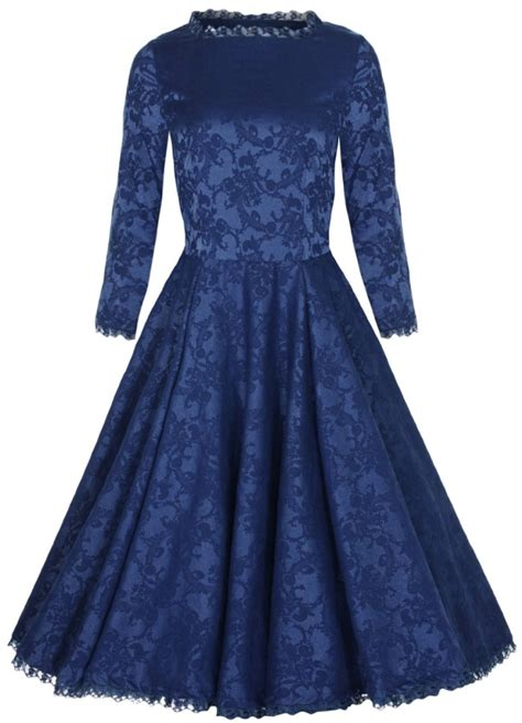 Lomgdress Brocade vintage sleeved brocade evening dress raluca fashion