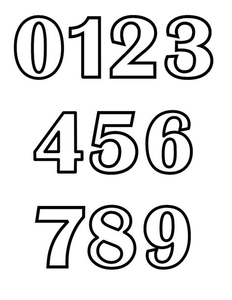 Connect By Numbers Coloring Pages Numbers Colouring Pages
