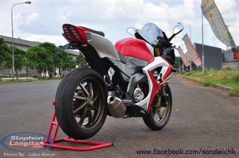 Bike Modification Dilip Chhabria by Mega Photo Gallery Modified Bajaj Pulsar 220f