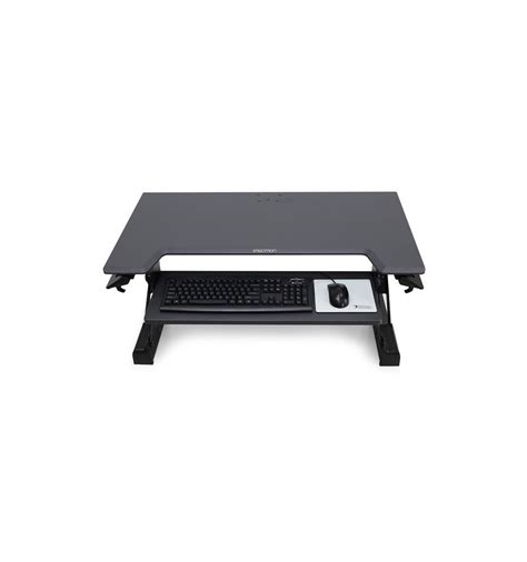 Height Adjustable Computer Desk Ireland Ergotron Workfit T Plus Larger Version The Best Sit