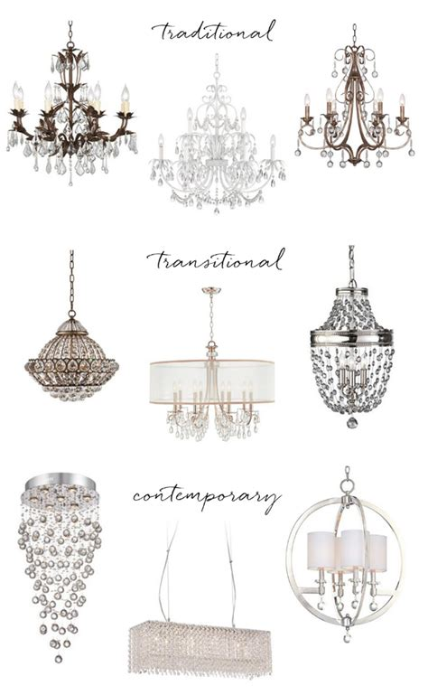 Different Types Of Chandeliers types of chandeliers cernel designs