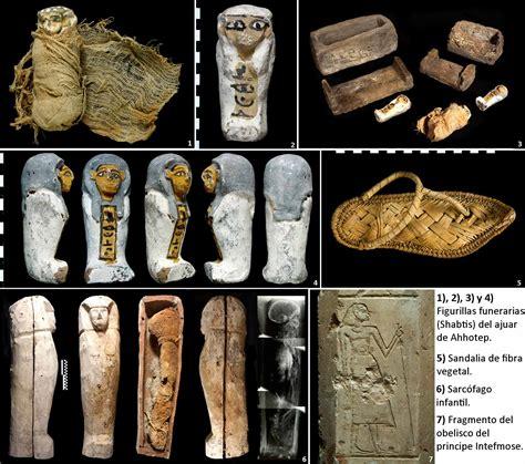 imagenes tumbas egipcias arque 243 logos espanh 243 is descobrem sarc 243 fagos eg 237 pcios