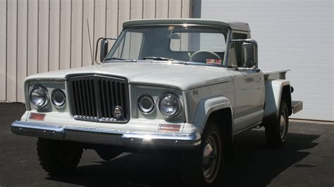 2012 Jeep Gladiator For Sale 1965 Jeep Gladiator Thriftside 4x4 T7 Indy 2012