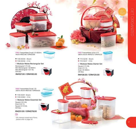 new year 2016 tupperware malaysia tupperware catalog 01 january 2016 14 february 2016