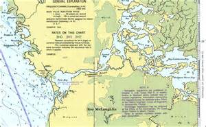 florida river map lostmans river 1977