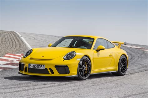 porsche 911 front 2018 porsche 911 gt3 first drive as you like it motor