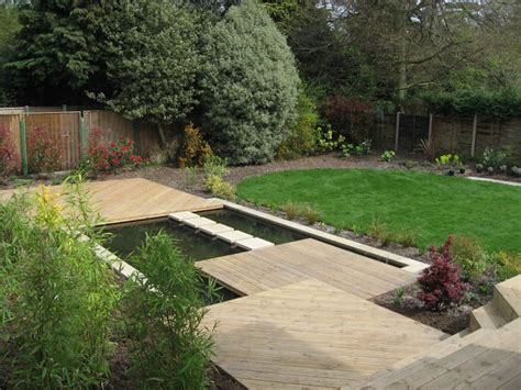 10 best images about sloping garden designs on