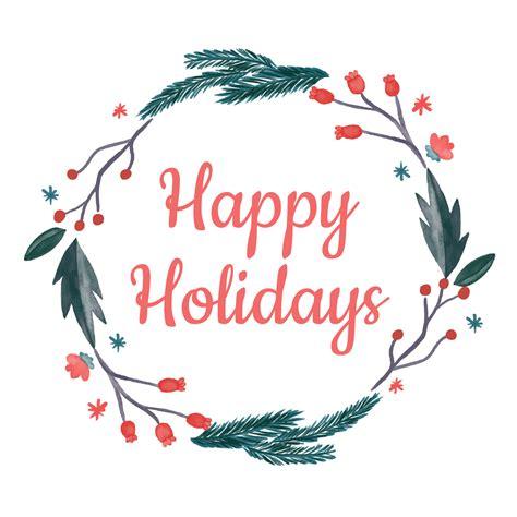 cute christmas flowers wreath  christmas season   vectors clipart graphics