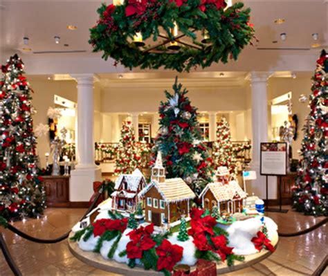 top ten hotel lobby christmas decorations hotel profile fairmont scottsdale princess