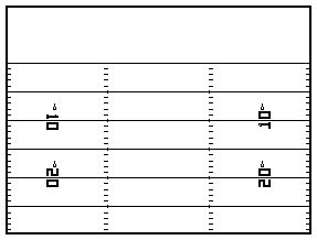 blank football play sheets white gold