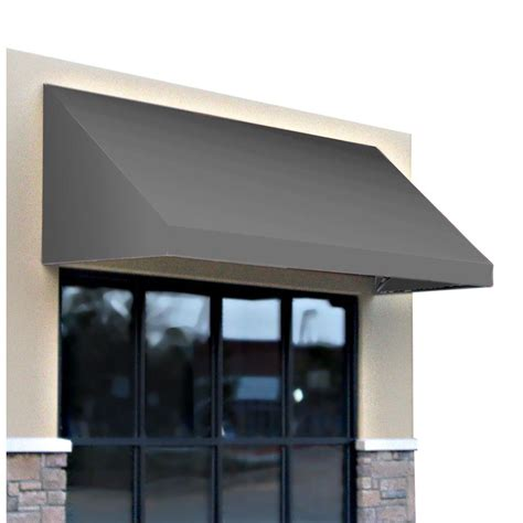 awning prices home depot palram aquila 1500 solar awning in grey 701141 the home