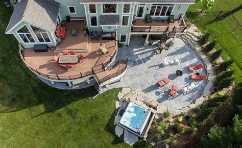 Backyard Renovation: Resort like with Multiple Spaces, a