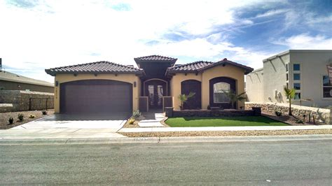 el paso houses models bic homes