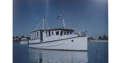 timber fishing boat for sale australia timber ex fishing trawler for sale trade boats australia