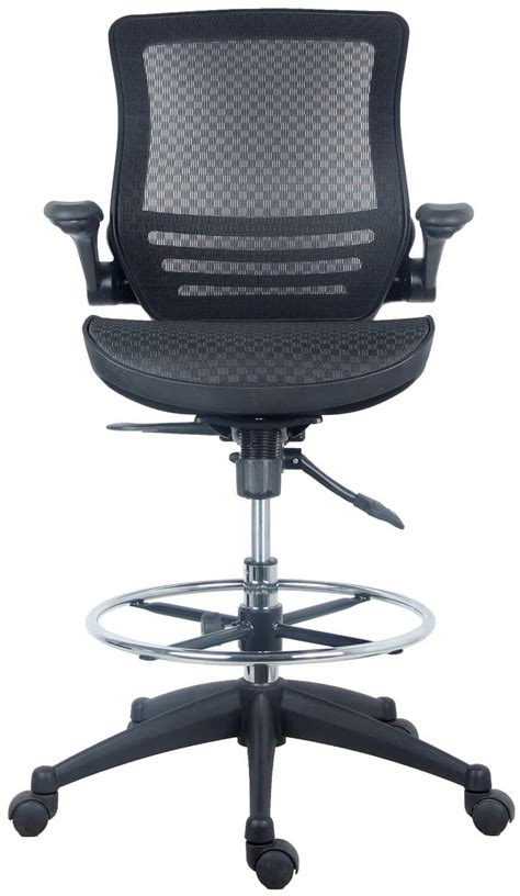 Heavy Duty Drafting Stool by Harwick Evolve All Mesh Heavy Duty Drafting Chair Ebay