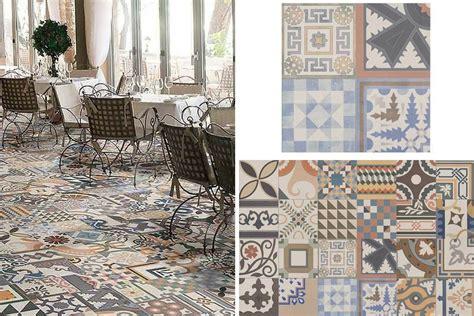 patterned floor tiles   home