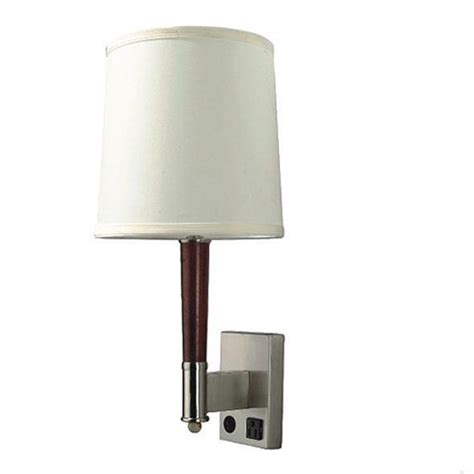 hotel ls with outlets hospitality lighting fixtures custom hospitality