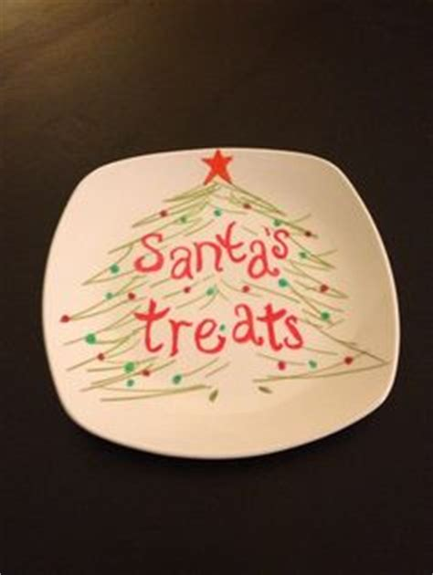 ideas for christmas plate designs plate decorating ideas on sharpie plates plates and sharpies