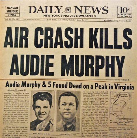 Audie Murphy Crash Site by Audie Murphy Plane Crash Audie Murphy Memorial Hokie Hiker
