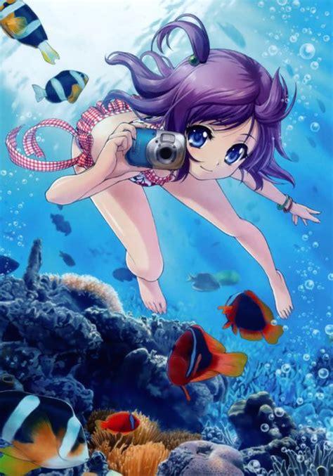 anime fish girl 298 best anime art images on pinterest anime girls