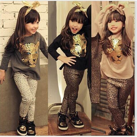 the latest fashion trends for 10 year olds bahar 2015 moda marka bebek kız leopar baskı shirt